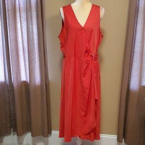 Mossimo wrap dress size XXL